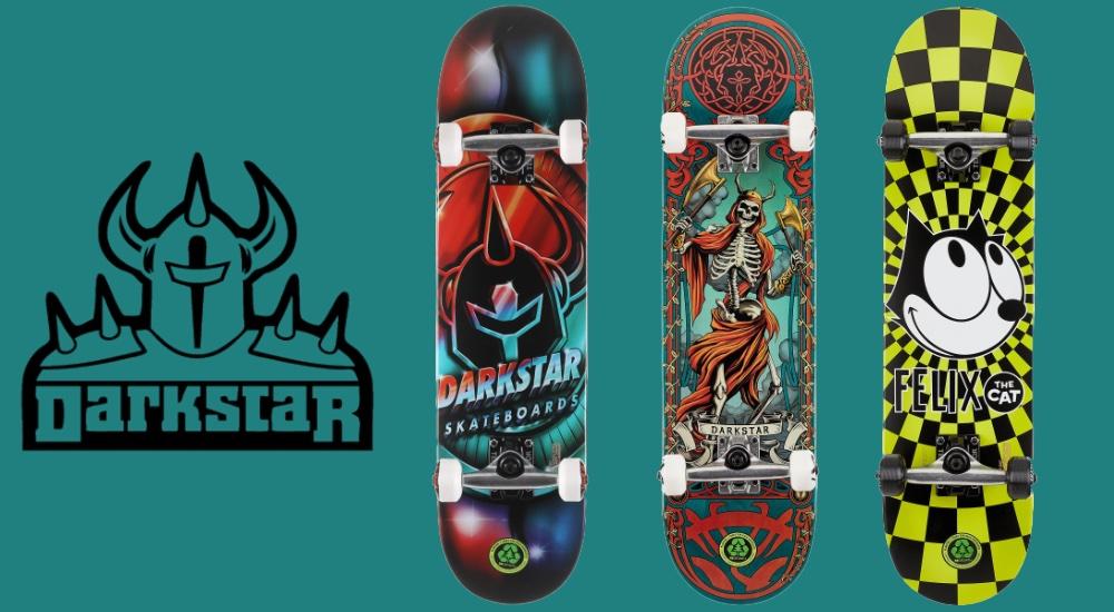darkstar コンプリート例※現在販売されているモデルとは異なる場合があります。