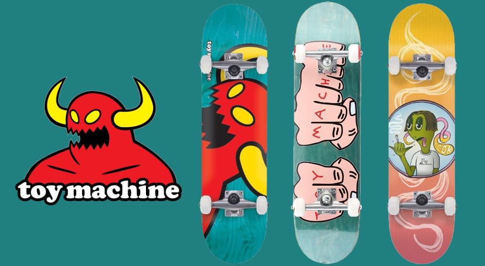toy machine コンプリート例※現在販売されているモデルとは異なる場合があります。
